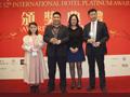 中外酒店十二届白金奖颁奖典礼图片报道――精彩颁奖照片七!