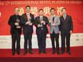 中外酒店十二届白金奖颁奖典礼图片报道――精彩颁奖照片九!