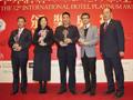 中外酒店十二届白金奖颁奖典礼图片报道――精彩颁奖照片十五!
