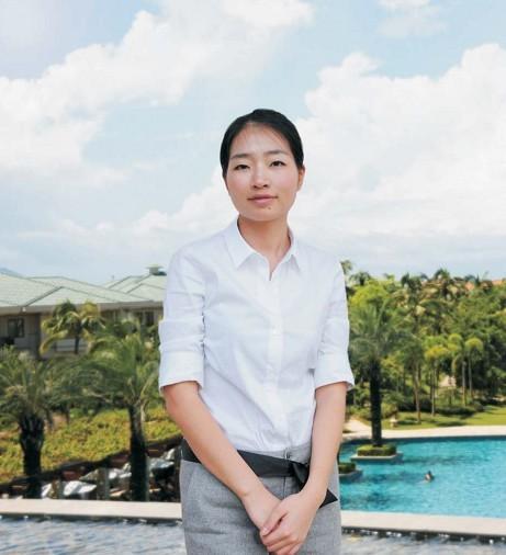 潘耀瑶――最佳营销COO