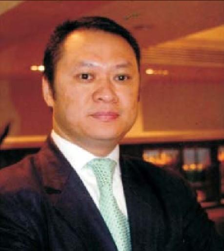 何志强――十大最佳CEO