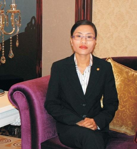 杨桂芳――十大管理精英
