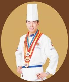 李成增――十大白金行政总厨