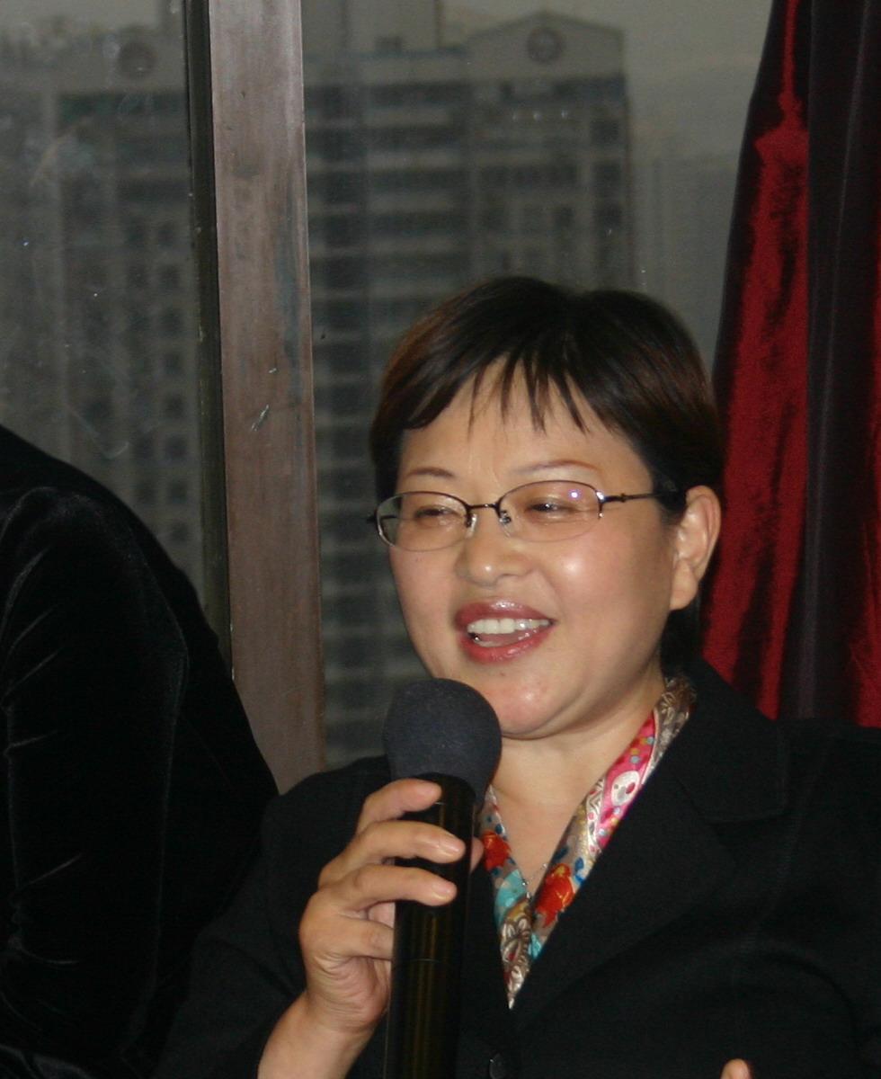 张孝珍――十大经营人物