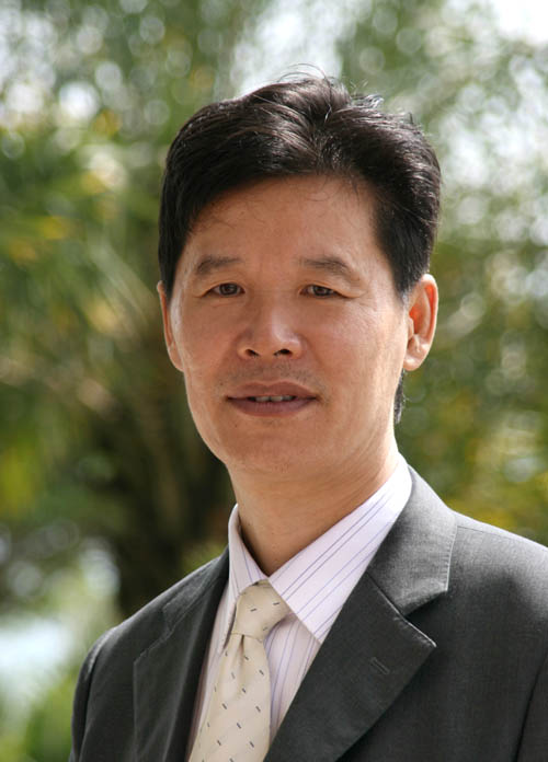 张振山――十大年度人物